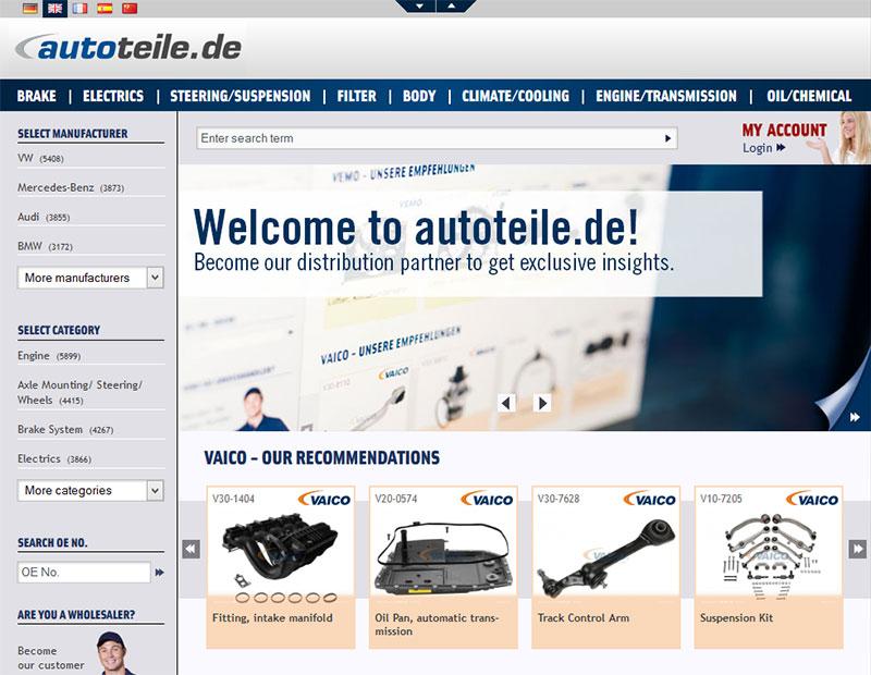 OnlineShops - E-Commerce Lösungen: sharpness · agentur für neue medien